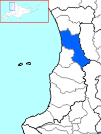 Enbetsu in Rumoi Subprefecture.png