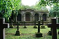 Enclosed burial ground, Longformacus Graveyard - geograph.org.uk - 489070.jpg