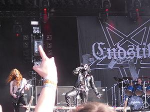 Endstille - Endstille performing live at Wacken Open Air in August 2010