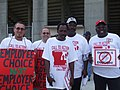 Enough is Enough rally at Louisiana state capitol in Baton Rouge, Wednesday, May 27, 2009 01.jpg