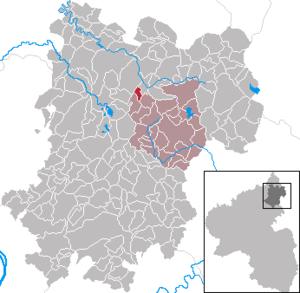 Enspel - Image: Enspel im Westerwaldkreis