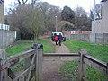 Entrance to Grove Farm, Greenford - geograph.org.uk - 2233442.jpg