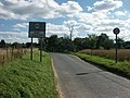 Entrance to village, East Carleton - geograph.org.uk - 44763.jpg