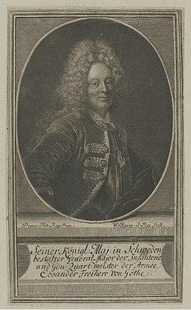 Johann Friedrich von Eosander