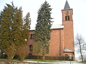 Epfenbach - Protestant Church