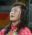 Eri Tosaka, 2016 Summer Olympics.jpg