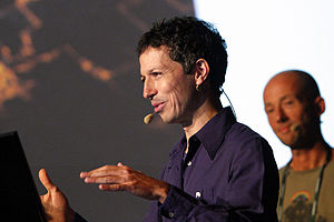 Another World (video game) - Éric Chahi, the creator of Another World, at the 2010 Game Developers Conference