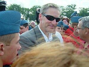 Erik Lindbergh - Erik Lindbergh in Quebec City