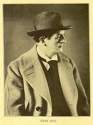Erik Ole Bye - Erik Ole Bye, ca. 1920.