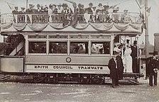 Erith Urban District Council Tramways Wikipedia