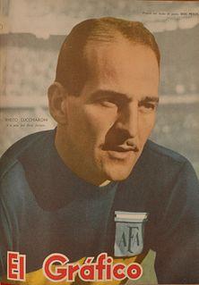 Ernesto Cucchiaroni Argentine footballer