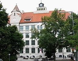 Ernst-Reuter-Straße in München