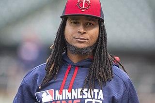 Ervin Santana Dominican baseball player