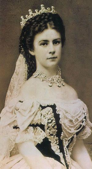 Empress Elisabeth of Austria (1837–1898)