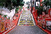 Escadaria Selarón 01