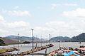 Esclusas de Miraflores, Canal de Panamá..jpg