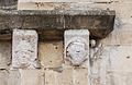 Espiritu Santo church romanesque figurs Miranda de Ebro, Spain.jpg