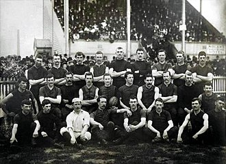 1893 Championship of Australia - The Essendon side that won the championship.