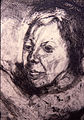 Etching of Artist's Mother - first version 1965.jpg