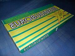eurobusiness plansza projektowa