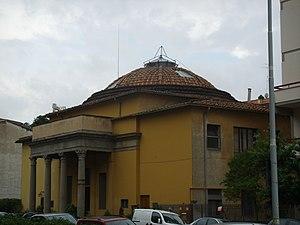 Demidoff Chapel of San Donato - Image: Ex Cappella Demidoff, chiesa di Cristo, Firenze 02