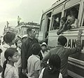 Exil des vietnamiens accompagnés par le Père Etcharren après l'invasion du Sud Vietnam en 1975.jpg