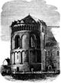 Exteriör av koret, Lunds domkyrka, Svenska Filmj-journalen 1866.png
