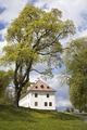 Exteriörbilder. Vår. Stenhuset - Skoklosters slott - 86511.tif