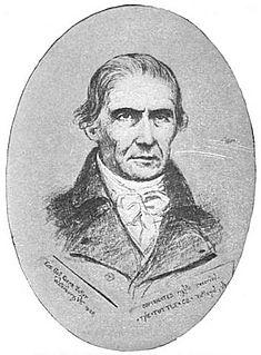 Ezra Butler American politician