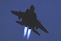 F-15E Strike Eagle takes off from Bagram Airfield.jpg