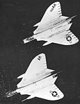 F4D-1 Skyrays of VF-13 in flight in July 1961.jpg