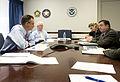 FEMA - 35759 - FEMA Administrator Paulision, and staff, at teleconference at FEMA.jpg