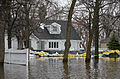 FEMA - 40414 - Sand Bagged home in Minnesota surrounded by flood water.jpg