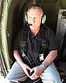 FEMA - 43936 - FEMA R 4 Administrator Phil May on a helicopter in Tennessee.jpg