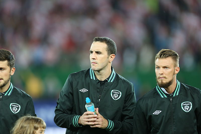 File:FIFA WC-qualification 2014 - Austria vs Ireland 2013-09-10 - John O'Shea 05.JPG