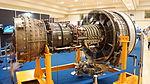FJR710 Turbofan Engine rear view at Kobe International Conference Center 20150704.JPG