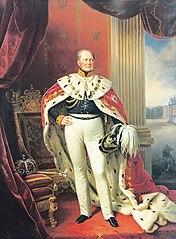 Retrato de Frederick William IV of Prussia