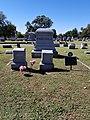 Fairchild Burial Plot at West Hill Cemetery in Sherman, Texas.jpg