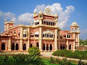 Khairpur - Khairpur's famous Faiz Mahal