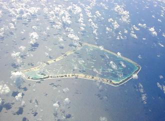 Fakaofo - Image: Fakaofo Atoll
