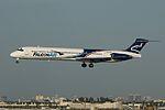 Falcon Air, McDonnell Douglas MD-83, N120MN (15861037995).jpg