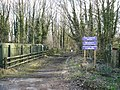 Far Tupton Wood Entrance - geograph.org.uk - 357597.jpg