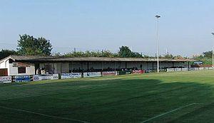 Faversham Town F.C. - Salter's Lane