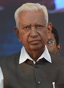 February 19, 2018. The Governor of Karnataka, Shri Vajubhai Vala .jpg