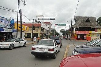 Felipe Carrillo Puerto Municipality - Image: Felipe Carrillo Puerto, Quintana Roo