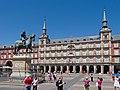 Felipe III - Casa de la Panadería - Plaza Mayor de Madrid - 01.jpg