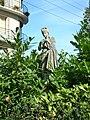 Femme en pied copie Louvre ou Versailles.JPG