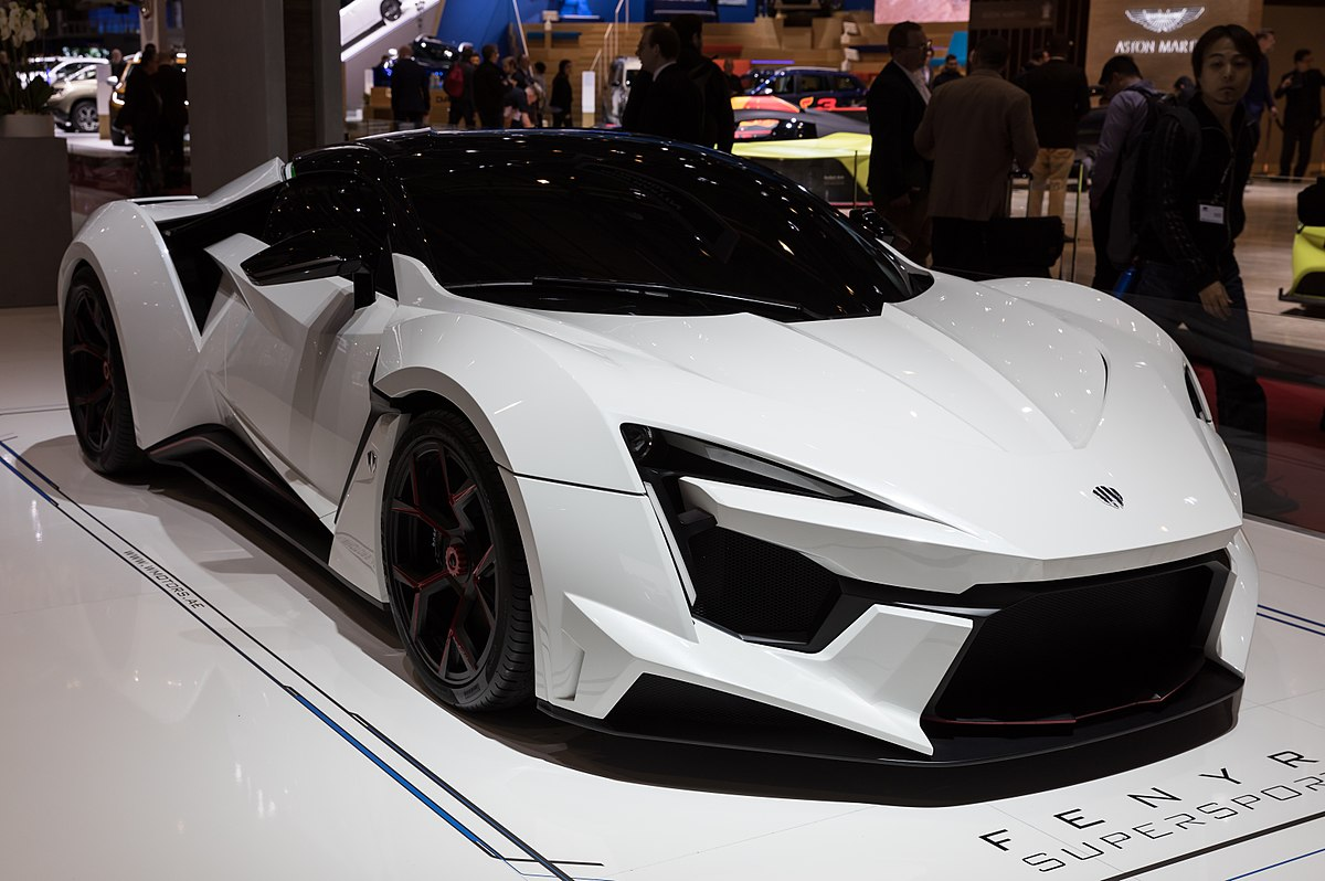 Fenyr Supersport Wikipedia
