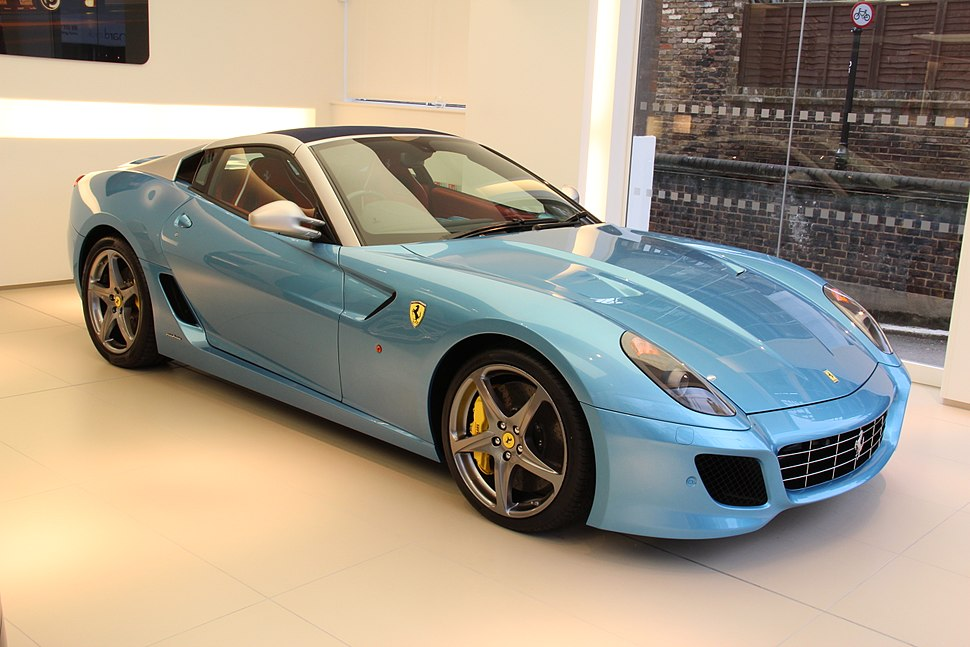 Ferarri Ferrari 599 SA Aperta (6736006081)