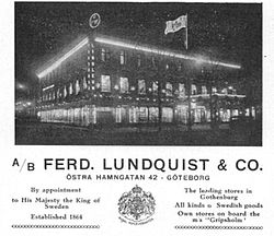 Prima Ferd. Lundquist & Co – Wikipedia OO-11